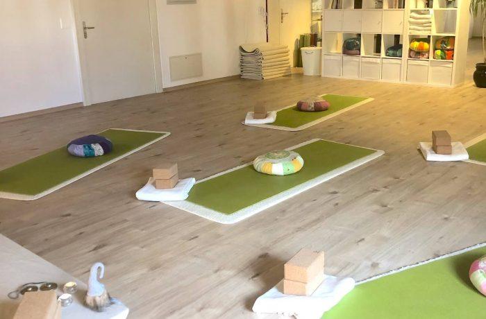 Studio Elasch – Yogabereich